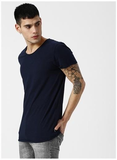 Jack & Jones Jack & Jones 12136679 Lacivert T-Shirt Lacivert